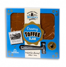 Walkers Nonsuch Original Toffee Slab & Hammer 400g